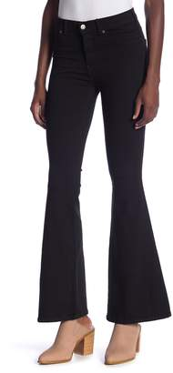 Denim & Supply Ralph Lauren Dr. Denim Supply Co Brigitte Mid Rise Bell Bottom Jeans