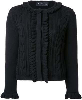 Rossella Jardini cable knit cardigan