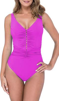 Gottex Profile By Cocktail Party One-Piece Swimsuit
