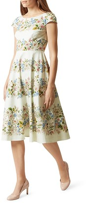 HOBBS LONDON Botany Dress $335 thestylecure.com