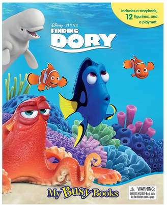 Disney Pixar's Finding Dory My Busy Book