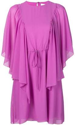 See by Chloe flared sleeves dress