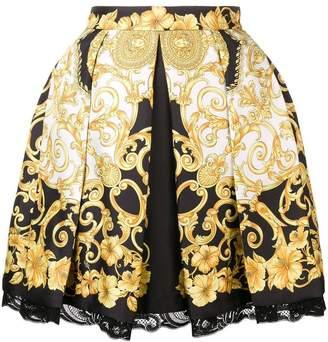 Versace A-line skirt