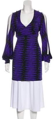 Mara Hoffman Printed Long Sleeve Tunic
