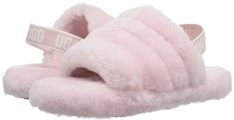 UGG Fluff Yeah Slide (Little Kid/Big Kid)