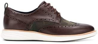 Cole Haan Grand Evolution Shortwing oxford shoes