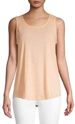 Andrew Marc High-Low Tank Top