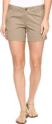 "Volcom Junior's Frochickie Slim Fit Chino Short 5"""