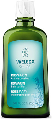 Weleda Rosemary Invigorating Bath Milk (200ml)