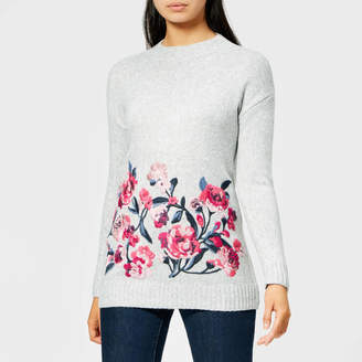 Joules Women's Penny Embroidered Jumper
