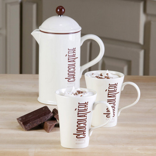 La Chocolatiere Gift Set
