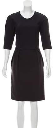 Stella McCartney Short Sleeve Sheath Dress w/ Tags