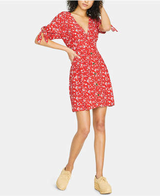 Sanctuary Modern Love Floral-Printed Dress