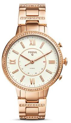 Fossil Q Virginia Hybrid Smartwatch, 36mm