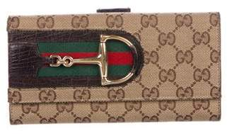 Gucci GG Hasler Wallet