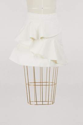 Etoile Isabel Marant Coati cotton skirt