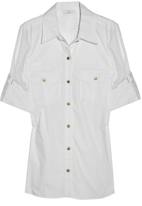 Adam Buttoned cotton shirt