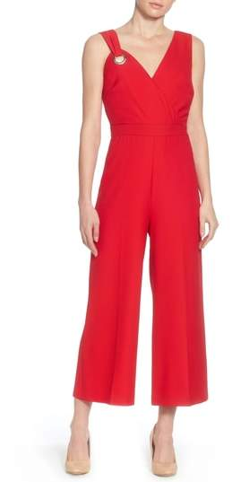 Luna Shoulder Ring Jumpsuit