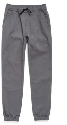 Boy's Tucker + Tate Woven Jogger Pants $39 thestylecure.com