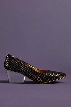 Emma.Go Emma Go Rose Lucite Heels