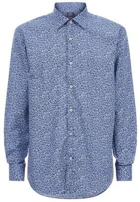 Paul & Shark Floral Shirt