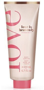Victoria's Secret Love is Heavenly Body Lotion 6.7 oz / 200 ml $12.48 thestylecure.com