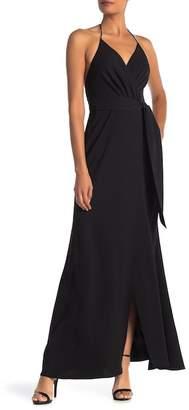 Jay Godfrey Nelson Surplice A-Line Gown