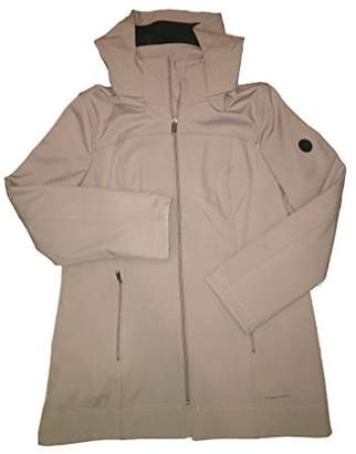 Andrew Marc Ladies Long Softshell Jacket