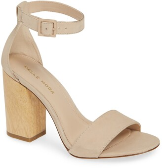 Pelle Moda Maja Halo Strap Sandal