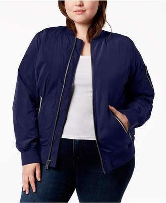 Levi's Plus Size Melanie Bomber Jacket