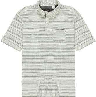 Quiksilver Waterman Sand Dollar Short-Sleeve Polo - Men's
