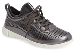 Women's Ecco 'Intrinsic' Leather Sneaker $159.95 thestylecure.com