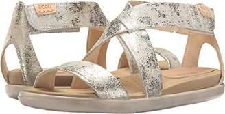 Ecco Women's Women's Damara Sp Gladiator Sandal