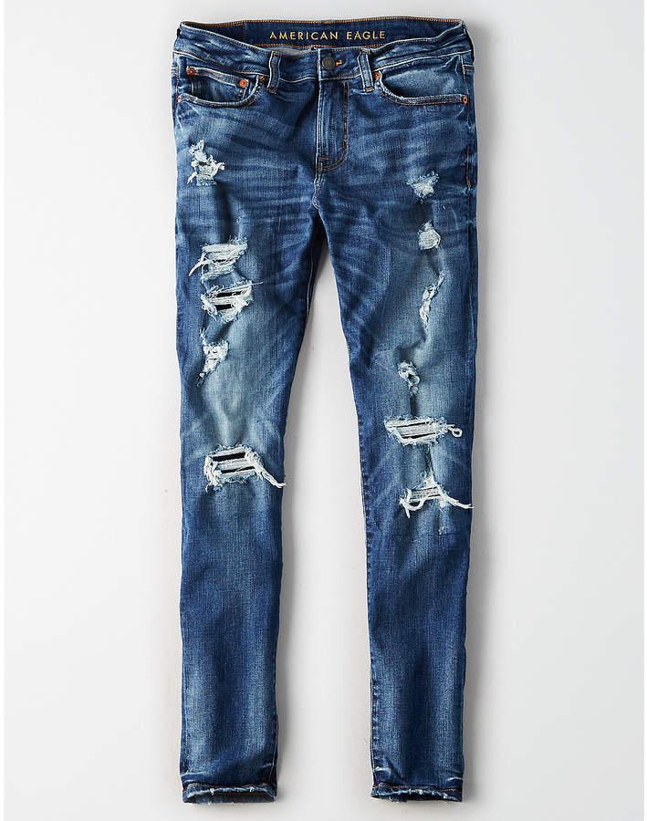 Aeo AE Ne(X)t Level Skinny Jean