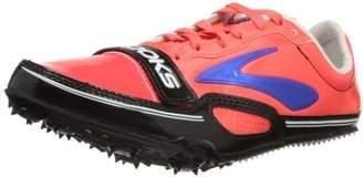 Brooks Womens PR Sprint 11.38 Track and Field Shoes 1201301B82844 EU, 11.5 US Regular