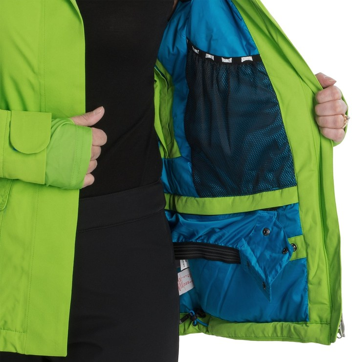 Anastasia Marker Jacket - Waterproof, Insulated (For Women)