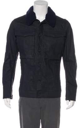 G Star Vodan Sherpa 3D Slim Jacket w/ Tags