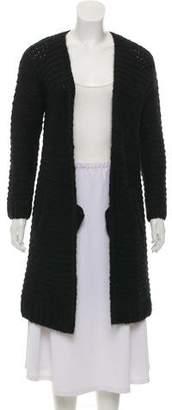 Apiece Apart Alpaca Knit Cardigan