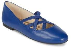 Sam Edelman Fredrick Leather Ballet Flats
