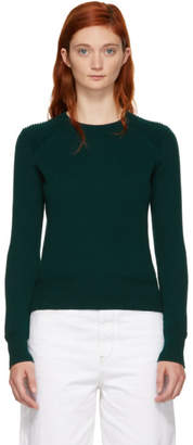Etoile Isabel Marant Green Kleeza Knit Sweater