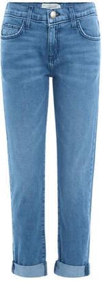 Current/Elliott The Fling Cropped Jeans