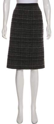 Marc Jacobs Tweed Pencil Skirt w/ Tags Grey Tweed Pencil Skirt w/ Tags