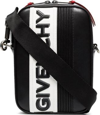 Givenchy Mc3 logo crossbody bag