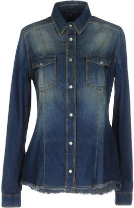 Liviana Conti Denim shirts