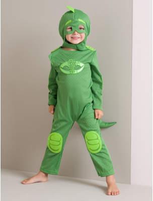 George PJ Masks Gekko Fancy Dress Costume