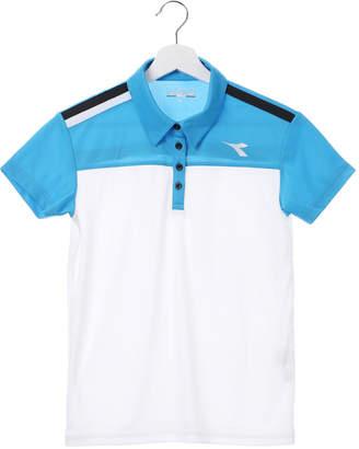 Diadora (ディアドラ) - ディアドラ Diadora レディース テニス 半袖ポロシャツ W ゲームシャツ DTL7344