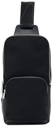 Alyx zip-up shoulder bag