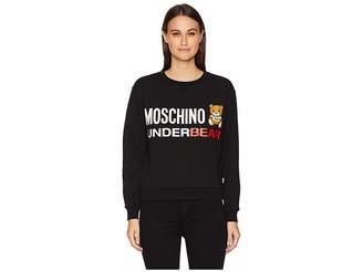 Moschino Cotton Fleece Sweatshirt