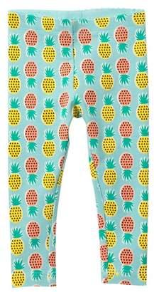 Tea Collection Pineapple Leggings (Baby Girls)