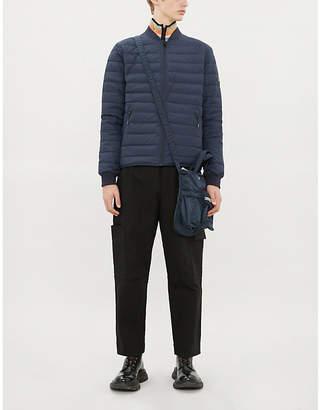 Kenzo Reversible graphic-print shell-down jacket
